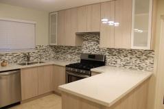 Modern Custom Kitchen Cabinets